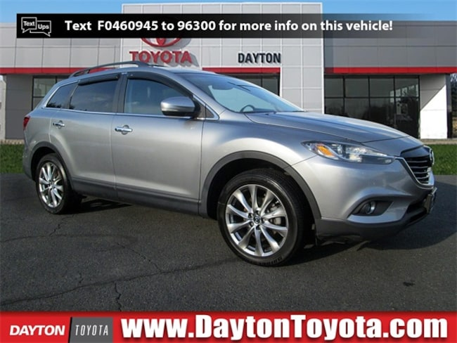 Used vehicle 2015 Mazda CX-9 Grand Touring SUV X8988A for sale near you in South Brunswick, NJ