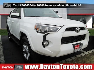 New Toyota vehicles 2019 Toyota 4Runner SR5 SUV X9421 for sale near you in South Brunswick, NJ