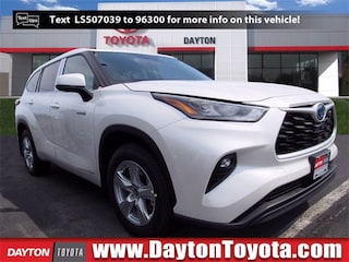 New Toyota vehicles 2020 Toyota Highlander Hybrid LE SUV X0823 for sale near you in South Brunswick, NJ