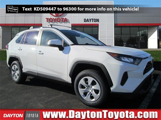 New Toyota vehicle 2019 Toyota RAV4 LE SUV X9517 for sale near you in South Brunswick, NJ