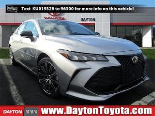 New Toyota vehicles 2019 Toyota Avalon XSE Sedan X9137 for sale near you in South Brunswick, NJ