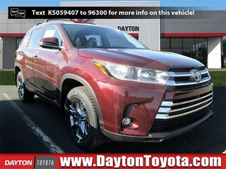 New Toyota vehicles 2019 Toyota Highlander Hybrid Limited Platinum V6 SUV X9378 for sale near you in South Brunswick, NJ