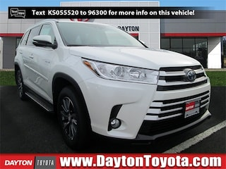 New Toyota vehicles 2019 Toyota Highlander Hybrid XLE V6 SUV X9242 for sale near you in South Brunswick, NJ