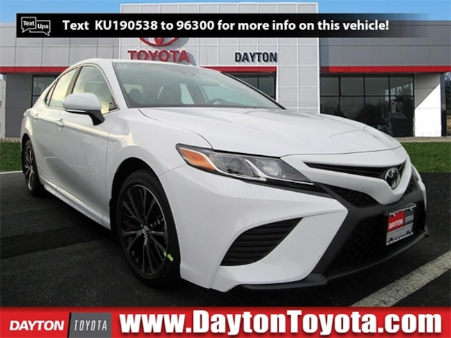New Toyota vehicle 2019 Toyota Camry SE Sedan X9305 for sale near you in South Brunswick, NJ