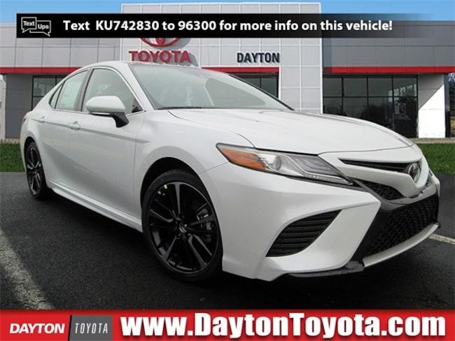 New Toyota vehicle 2019 Toyota Camry XSE Sedan X9424 for sale near you in South Brunswick, NJ