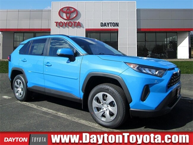 New Toyota vehicle 2019 Toyota RAV4 LE SUV X9449 for sale near you in South Brunswick, NJ