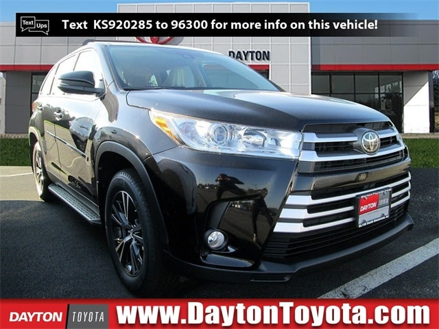 Featured new Toyota vehicles 2019 Toyota Highlander LE Plus V6 SUV X982 for sale near you in South Brunswick, NJ