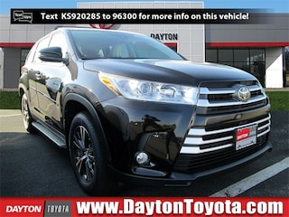 New Toyota vehicles 2019 Toyota Highlander LE Plus V6 SUV X982 for sale near you in South Brunswick, NJ