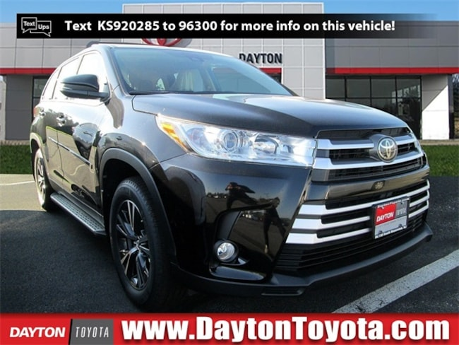 New Toyota vehicle 2019 Toyota Highlander LE Plus V6 SUV X982 for sale near you in South Brunswick, NJ