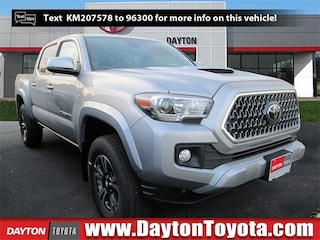 New Toyota vehicles 2019 Toyota Tacoma TRD Sport V6 Truck Double Cab X9259 for sale near you in South Brunswick, NJ
