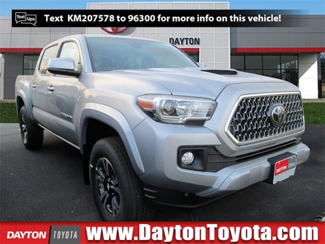 New Toyota vehicle 2019 Toyota Tacoma TRD Sport V6 Truck Double Cab X9259 for sale near you in South Brunswick, NJ