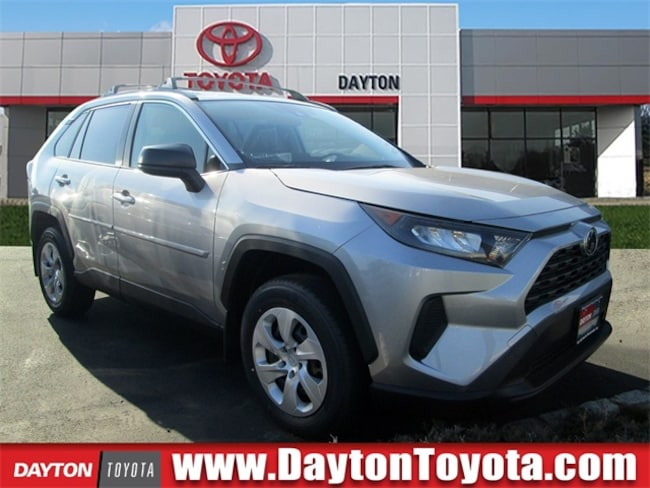 New Toyota vehicle 2019 Toyota RAV4 LE SUV X9569 for sale near you in South Brunswick, NJ