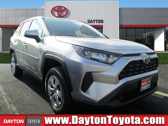 New Toyota vehicle 2019 Toyota RAV4 LE SUV X9677 for sale near you in South Brunswick, NJ
