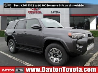 New Toyota vehicles 2019 Toyota 4Runner TRD Off Road Premium SUV X9100 for sale near you in South Brunswick, NJ