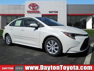 New Toyota vehicles 2020 Toyota Corolla LE Sedan X05 for sale near you in South Brunswick, NJ