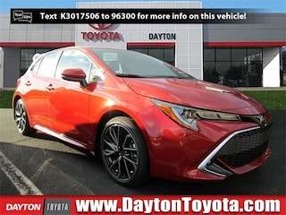 New Toyota vehicles 2019 Toyota Corolla Hatchback XSE Hatchback X9146 for sale near you in South Brunswick, NJ