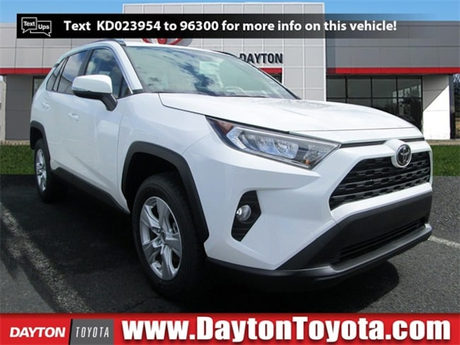 New Toyota vehicle 2019 Toyota RAV4 XLE SUV X9666 for sale near you in South Brunswick, NJ