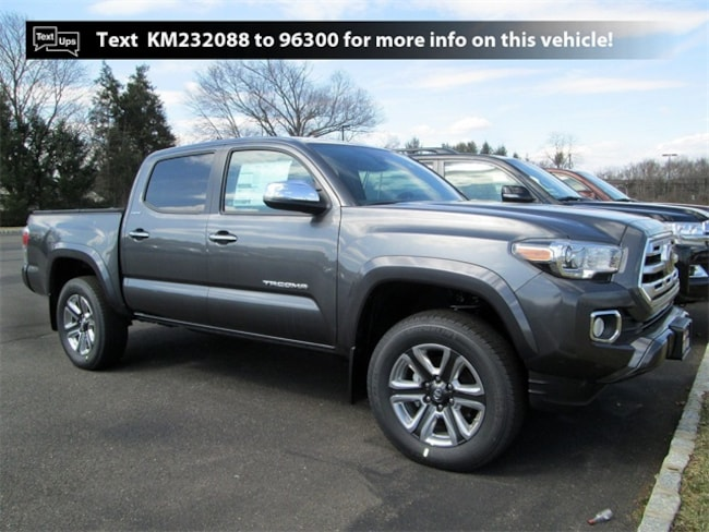 New Toyota vehicle 2019 Toyota Tacoma Limited V6 Truck Double Cab X9494 for sale near you in South Brunswick, NJ