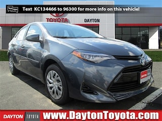 New Toyota vehicles 2019 Toyota Corolla LE Sedan X911 for sale near you in South Brunswick, NJ