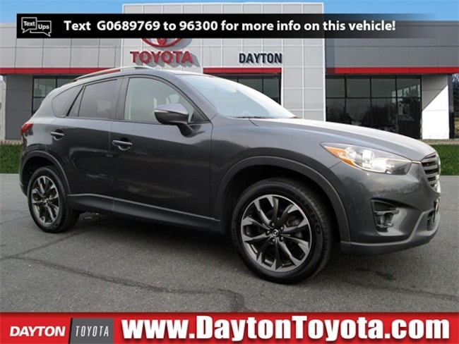 Used vehicle 2016 Mazda CX-5 Grand Touring SUV X81073A for sale near you in South Brunswick, NJ