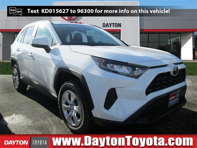New Toyota vehicle 2019 Toyota RAV4 LE SUV X9505 for sale near you in South Brunswick, NJ