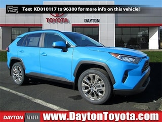 New Toyota vehicles 2019 Toyota RAV4 XLE Premium SUV X9409 for sale near you in South Brunswick, NJ