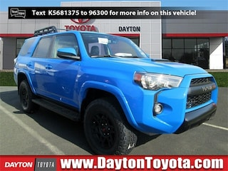 New Toyota vehicles 2019 Toyota 4Runner TRD Pro SUV X9636 for sale near you in South Brunswick, NJ