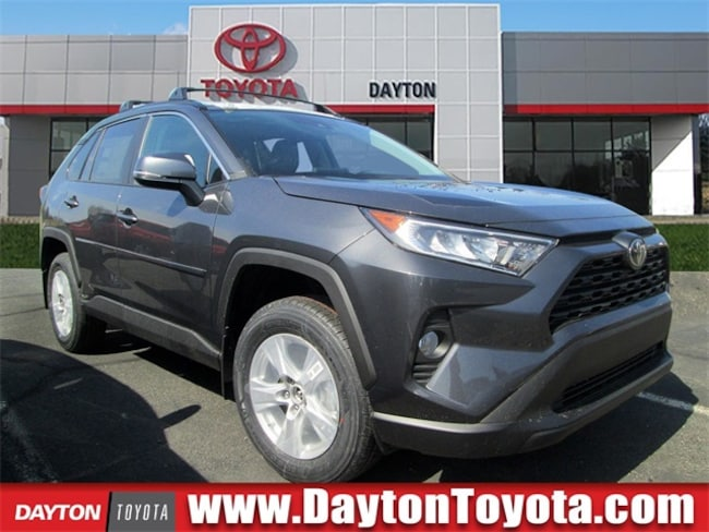 New Toyota vehicle 2019 Toyota RAV4 XLE SUV X9579 for sale near you in South Brunswick, NJ