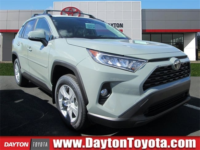 New Toyota vehicle 2019 Toyota RAV4 XLE SUV X9571 for sale near you in South Brunswick, NJ