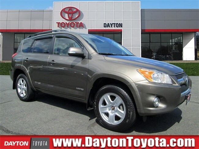 Used vehicle 2009 Toyota RAV4 Limited SUV X9653A for sale near you in South Brunswick, NJ