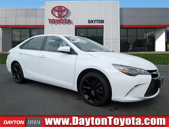 2015 Toyota Camry For Sale >> 2016 Toyota Camry Le Sedan Fwd