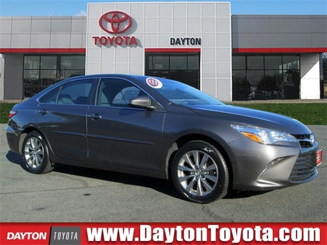 Certified Pre-Owned 2016 Toyota Camry XLE Sedan B4143 in South Brunswick, NJ