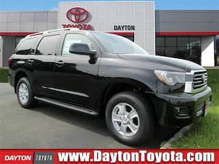 New Toyota vehicles 2019 Toyota Sequoia SR5 SUV X9752 for sale near you in South Brunswick, NJ