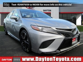New Toyota vehicles 2019 Toyota Camry XSE Sedan X9135 for sale near you in South Brunswick, NJ