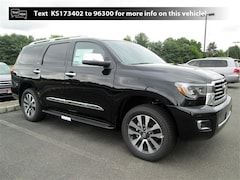 2019 Toyota Sequoia Limited SUV X9801