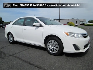 Discounted bargain used vehicles 2014 Toyota Camry LE Sedan B4133A for sale near you in South Brunswick, NJ