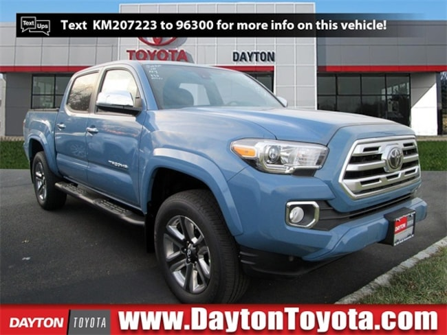 New Toyota vehicle 2019 Toyota Tacoma Limited V6 Truck Double Cab X9309 for sale near you in South Brunswick, NJ