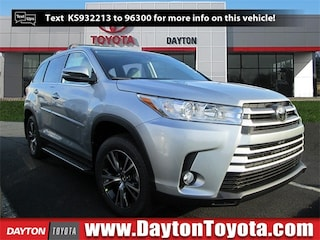 New Toyota vehicles 2019 Toyota Highlander LE Plus V6 SUV X9166 for sale near you in South Brunswick, NJ