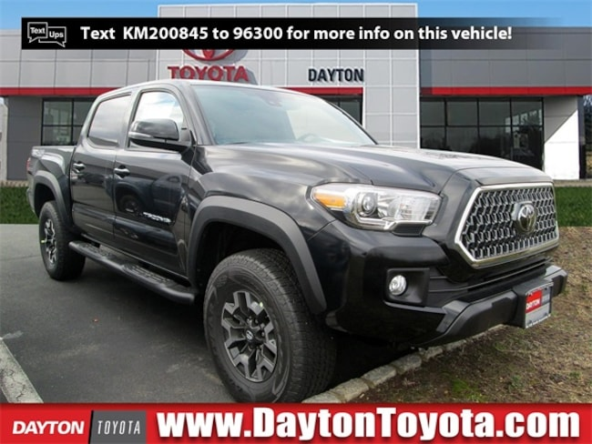 New Toyota vehicle 2019 Toyota Tacoma TRD Off Road V6 Truck Double Cab X9330 for sale near you in South Brunswick, NJ
