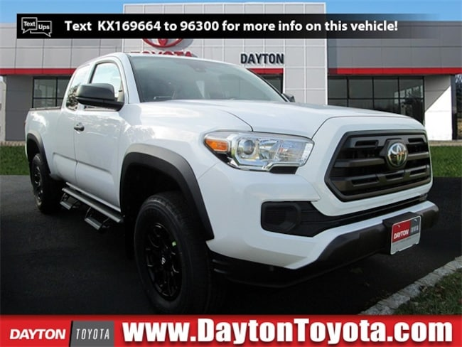 New Toyota vehicle 2019 Toyota Tacoma SR V6 Truck Access Cab X9111 for sale near you in South Brunswick, NJ