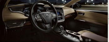Toyota Avalon interior