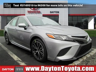 New Toyota vehicles 2019 Toyota Camry SE Sedan X996 for sale near you in South Brunswick, NJ