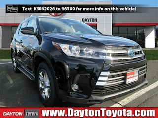 New Toyota vehicles 2019 Toyota Highlander Hybrid Limited V6 SUV X9511 for sale near you in South Brunswick, NJ