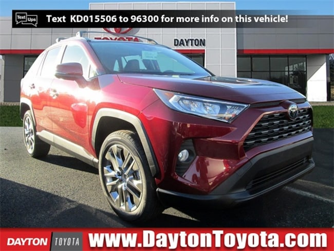 New Toyota vehicle 2019 Toyota RAV4 XLE Premium SUV X9507 for sale near you in South Brunswick, NJ