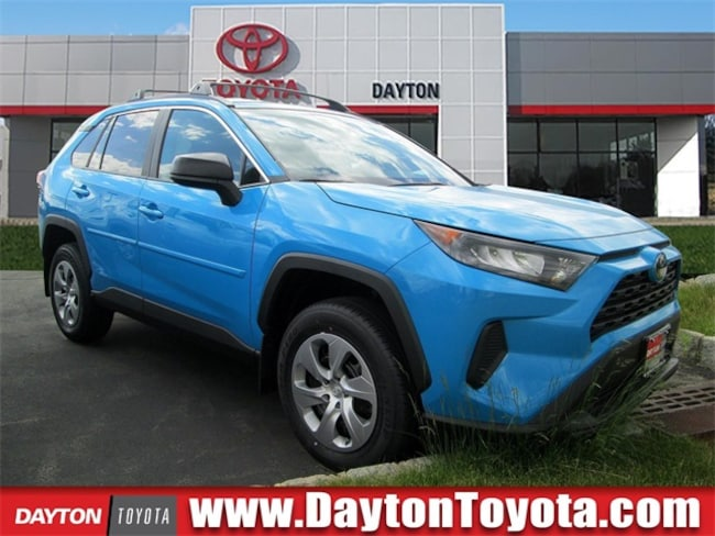 New Toyota vehicle 2019 Toyota RAV4 LE SUV X9695 for sale near you in South Brunswick, NJ