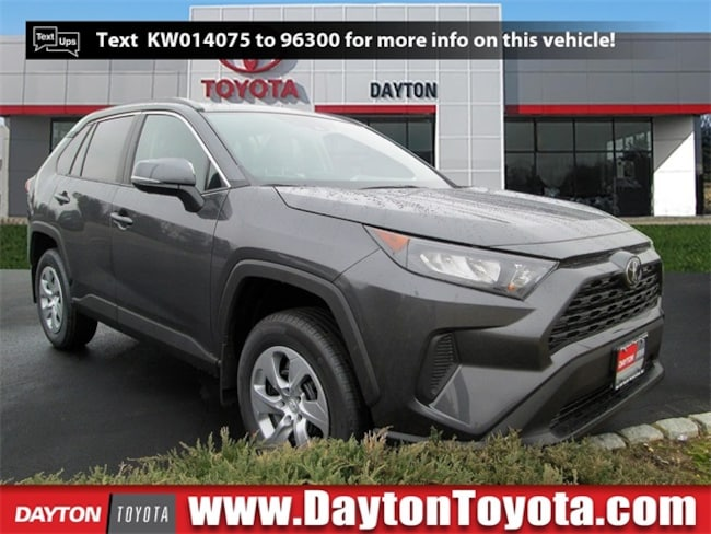 New Toyota vehicle 2019 Toyota RAV4 LE SUV X9382 for sale near you in South Brunswick, NJ