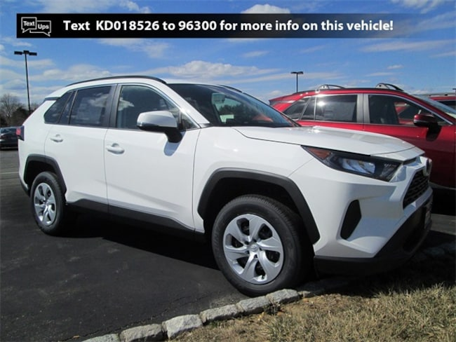 New Toyota vehicle 2019 Toyota RAV4 LE SUV X9549 for sale near you in South Brunswick, NJ