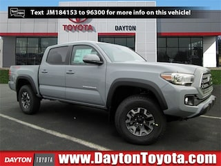 New Toyota vehicles 2018 Toyota Tacoma TRD Off Road V6 Truck Double Cab X81360 for sale near you in South Brunswick, NJ