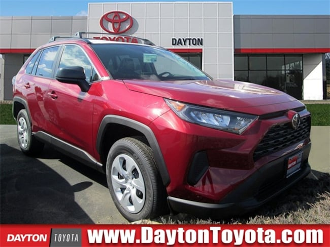 New Toyota vehicle 2019 Toyota RAV4 LE SUV X9529 for sale near you in South Brunswick, NJ