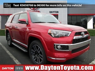 New Toyota vehicles 2019 Toyota 4Runner Limited SUV X9357 for sale near you in South Brunswick, NJ